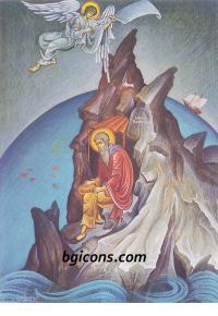 Свети преподобни Ромил Видински  (каталожен номер 1921)